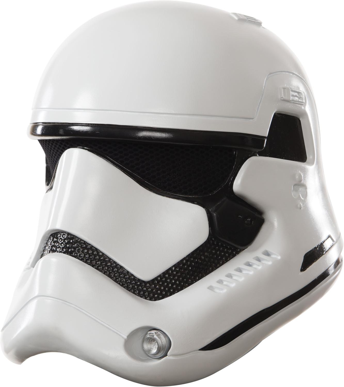 Image of Rubie's Star Wars Stormtrooper Maschera 2Pezzi adulto