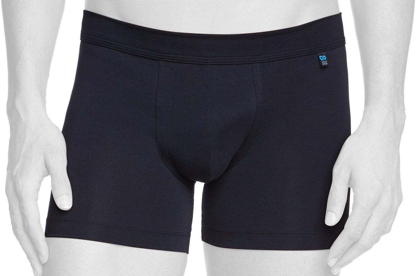 SCHIESSER Herren Shorts Long Life Cotton Boxershorts