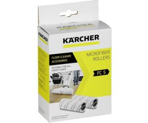 K/ärcher 2.055-006.0 Rouleaux de rechange accessoire pour FC 5