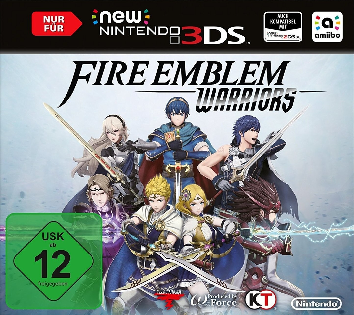 Fire Emblem: Warriors (New 3DS)