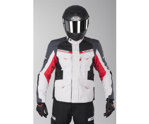 Rev It Outback 2 Jacket Silver Red A 210 00 Miglior