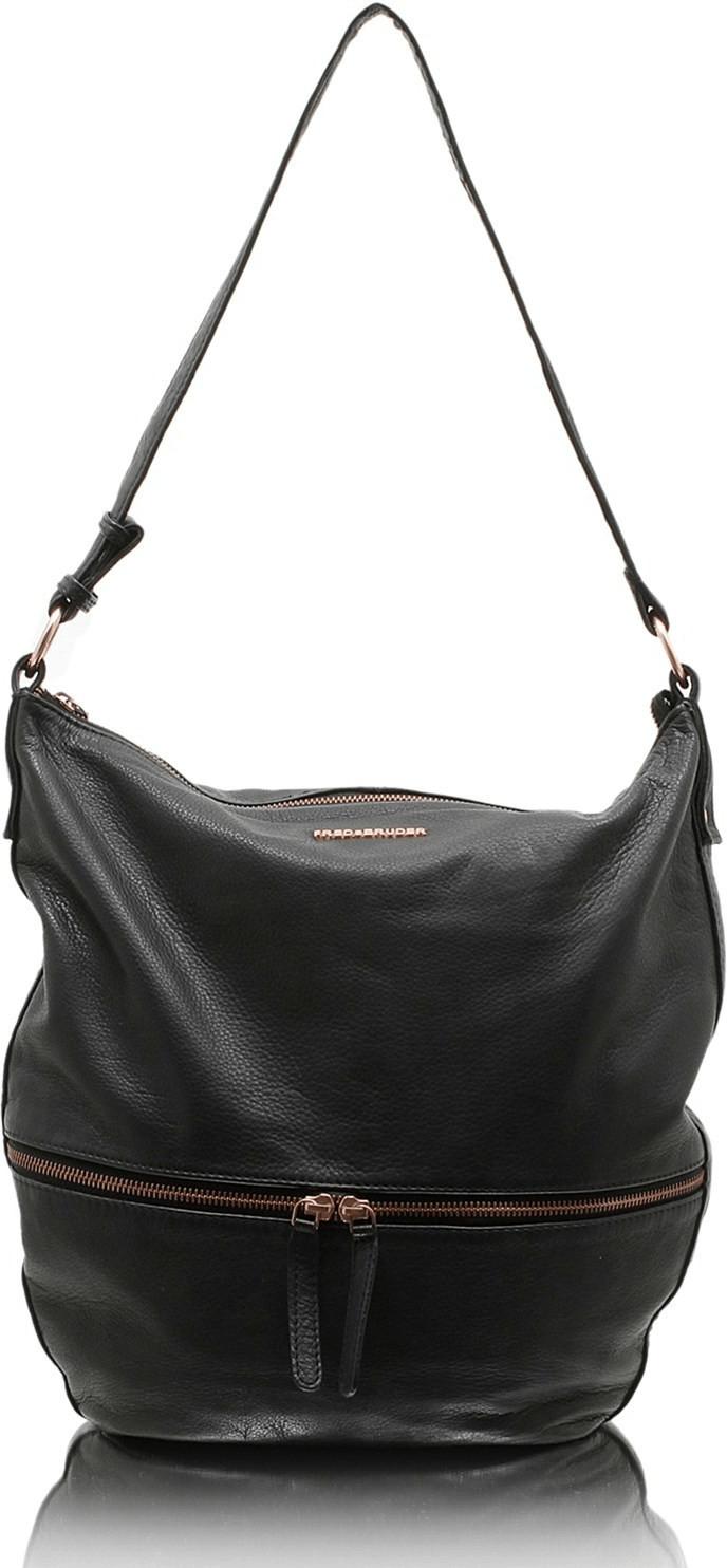 FredsBruder Signature Unity Bag black/rose gold