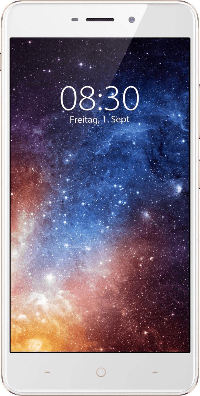 Neffos X1 4G 32GB Libre Dorado Sunrise - Smartphone/Móvil