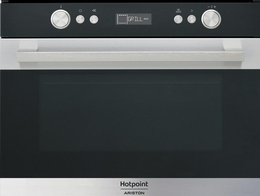 Hotpoint Hotpoint MD 764 IX HA Integrado Microondas combina
