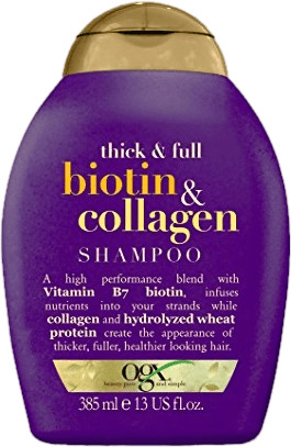 OGX Biotin & Collagen Shampoo (385ml)
