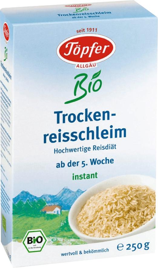 Töpfer Bio-Trockenreisschleim (250g)