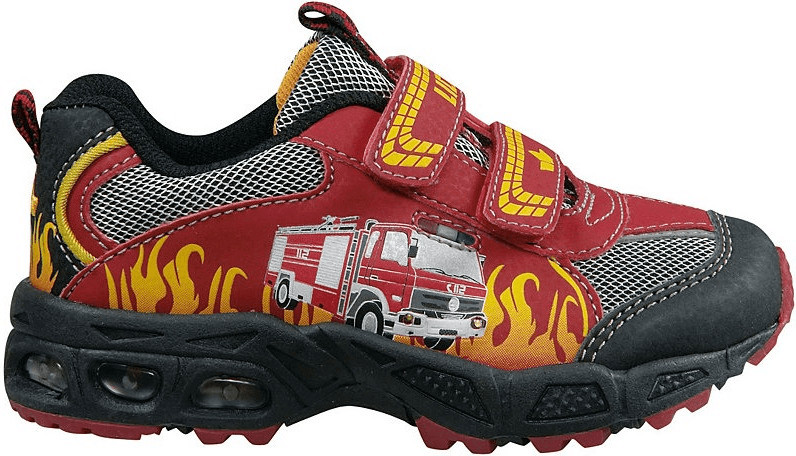 Lico Hot V Blinky red/black/yellow