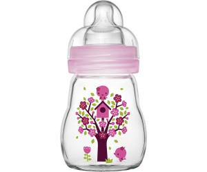 biberon en verre naissance