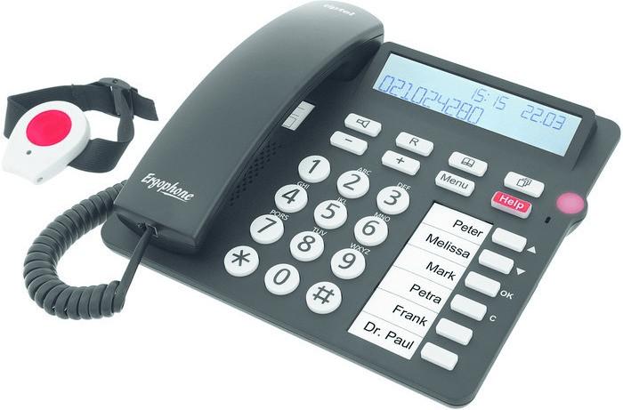 Tiptel Ergophone 1310