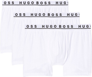 Hugo Boss Boxer shorts 3-Pack white (50325404-100) thumbnail