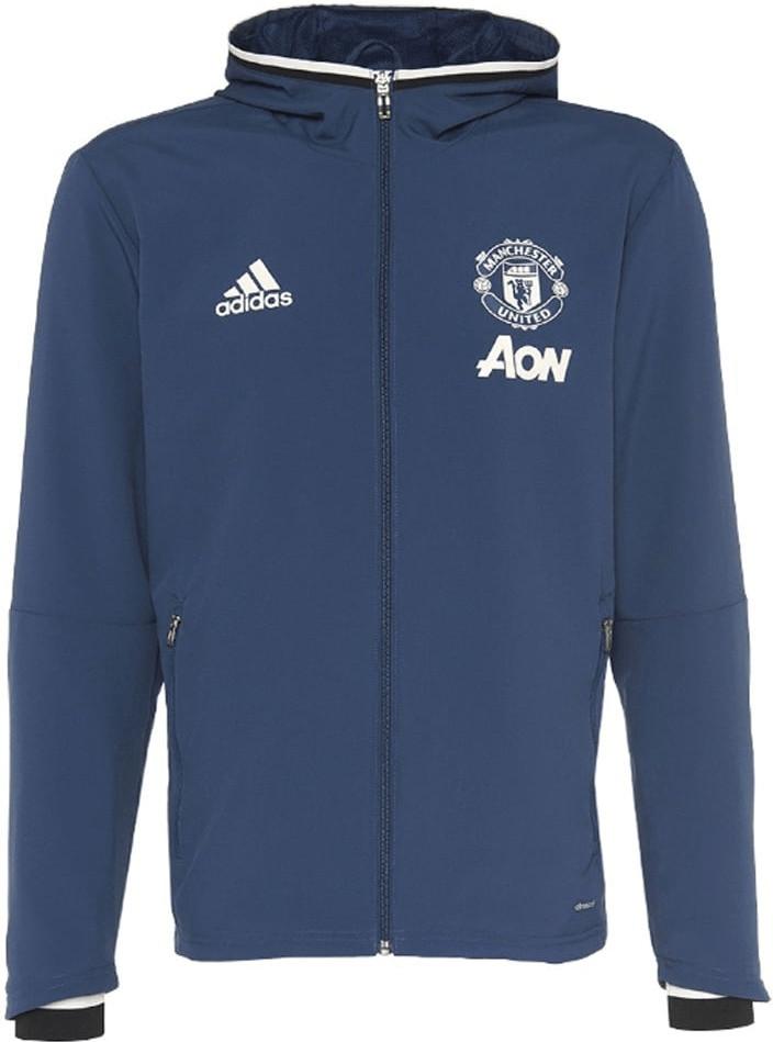 Adidas Manchester United Präsentationsjacke min...