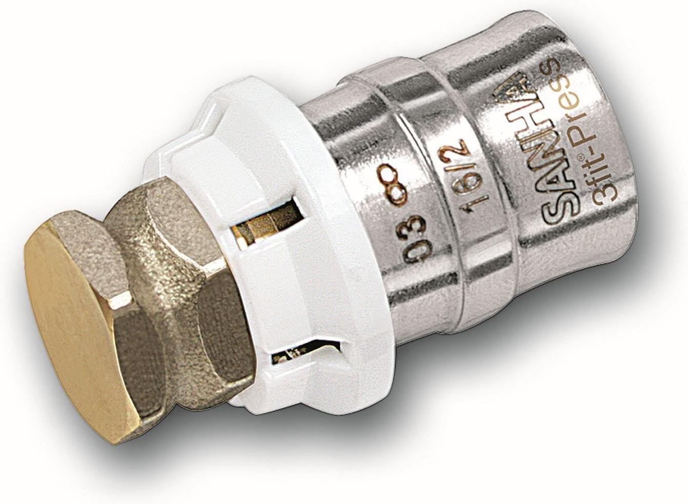 SANHA Pressfitting 25130 25290 Stopfen 20 mm (32529020)