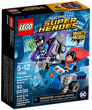 Lego Superhéroes / Mighty Micros Figuras/Selección