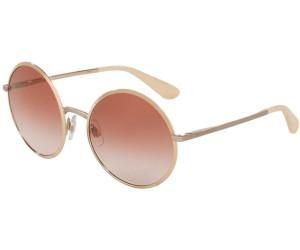 Dolce and Gabbana DG2155 Sonnenbrille Gold 129713 56mm g7rGp