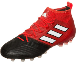Adidas ACE 17.1 Primeknit AG red/footwear white/core black ab 88,07 ...