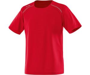 JAKO Damen T-Shirt Run rot