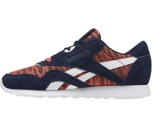 Reebok Classic Nylon Sail Away W Running Schuhe blau rot weiß iA2B5QjZZd