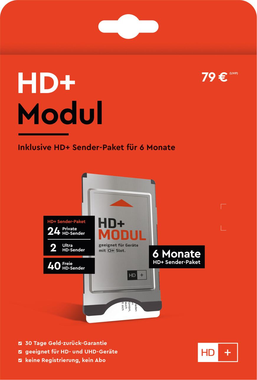 Astra HD+ Modul + Smartkarte UHD 6 Monate