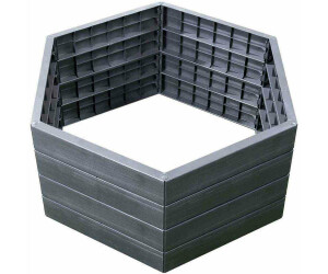 garantia ergo hochbeet system ab 29 99 preisvergleich bei. Black Bedroom Furniture Sets. Home Design Ideas