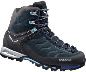Salewa MTN Trainer GTX Mid Women carbonriver blue ab 148,49