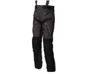 44 MODEKA Damen Motorradhose JANIKA LADY schwarz wasserdicht mit Protektoren Gr