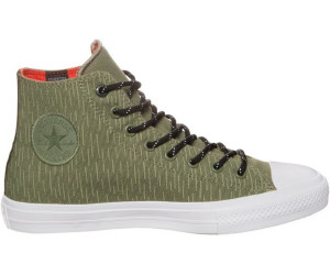 Converse Chuck Taylor All Star II Hi fatigue greensignal