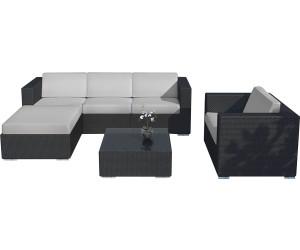 Delorm Design COPACABANA résine noire au meilleur prix sur idealo.fr