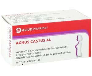 Agnus Castus Al Filmtabletten (100 Stk.)