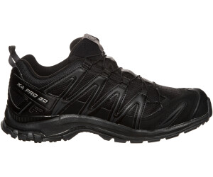 d572122d36e Buy Salomon XA Pro 3D GTX black/magnet from £80.00 – Best Deals on ...