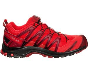 Salomon XA PRO 3D GTX - Zapatillas trail fiery red/black/red o7P83