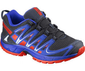 962cf7334a Salomon XA Pro 3D K deep blue/blue yonder/lava orange desde 46,95 ...