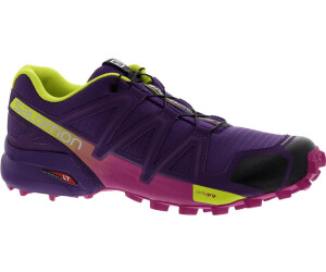 Scarpe 4 Donna Metal Salomon Nere Offerta Speedcross Da