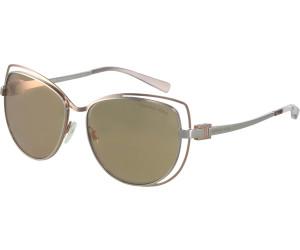 MICHAEL KORS Michael Kors Damen Sonnenbrille »AUDRINA I MK1013«, goldfarben, 1121R1 - gold/ gold