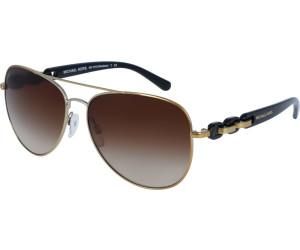 Michael Kors Sonnenbrille Mk1015, Uv400, roségolden