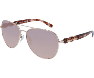 Michael Kors Sonnenbrille Mk1015, Uv400, golden