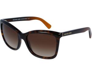 MICHAEL KORS Michael Kors Damen Sonnenbrille »CORNELIA MK2039«, braun, 321713 - braun/braun