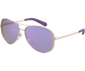 7a527deacce7 Buy Michael Kors Chelsea MK5004 10034V (rose gold-tone purple mirror ...