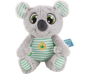 Nici Schlafmützen Koala Kappy Kuscheltier Kuschel Einschlafhilfe Grau Grün 22 cm