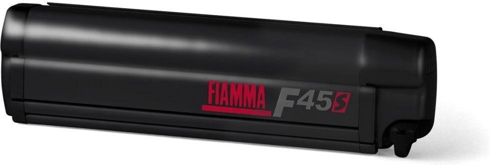 Fiamma F45 S 350 Deep Black Royal Grey