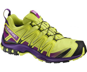 Salomon XA PRO 3D GTX W Damen-Laufschuhe Lime Punch/Grape Juice 42