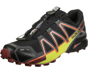Salomon SPEEDCROSS 4 CS Trail running shoes blackmagnet