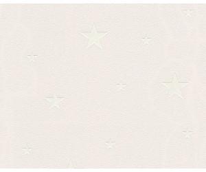 Tapete Day /'n Night Leuchttapete Sterne beige 32440-4 Glow in the Dark 2,37€//1q