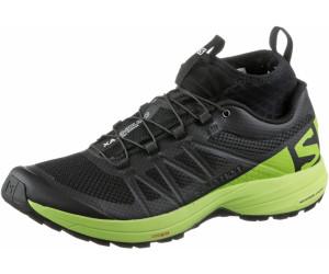 Cheap Price Salomon XA Trail running shoes Men BlackLime