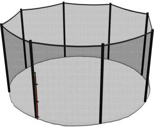 ampel 24 klassik sicherheitsnetz 366 cm f r 8 stangen ab 69 90 preisvergleich bei. Black Bedroom Furniture Sets. Home Design Ideas