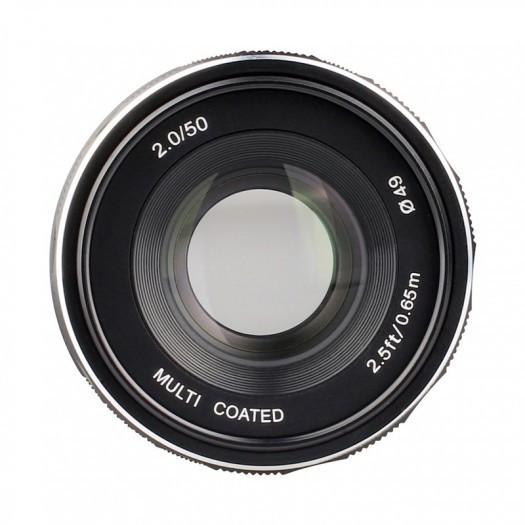 Image of Meike 50mm f2 [Micro 4/3]