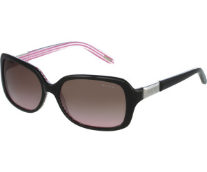 RALPH Ralph Damen Sonnenbrille » RA5130«, schwarz, 109214 - schwarz/rosa