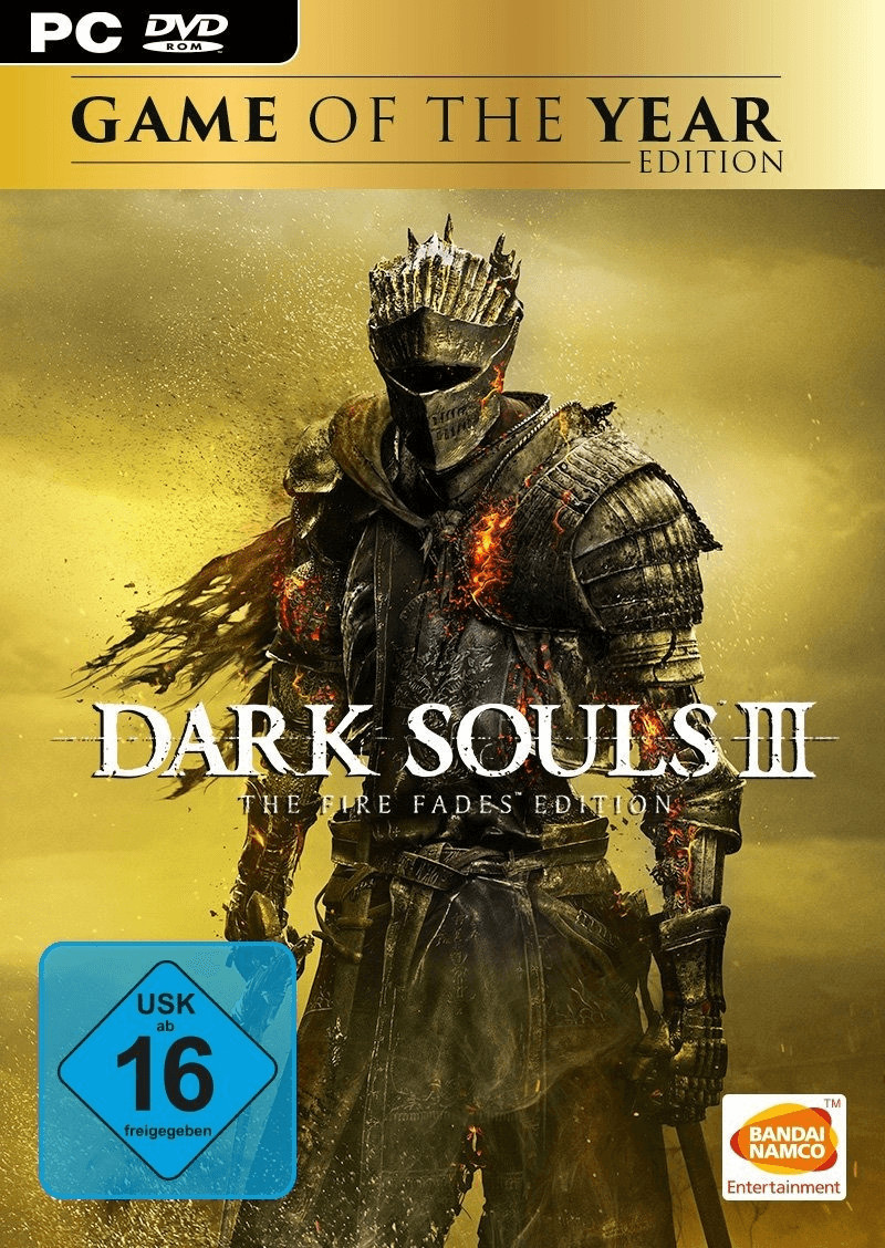 Dark Souls 3: The Fire Fades - Game of the Year...