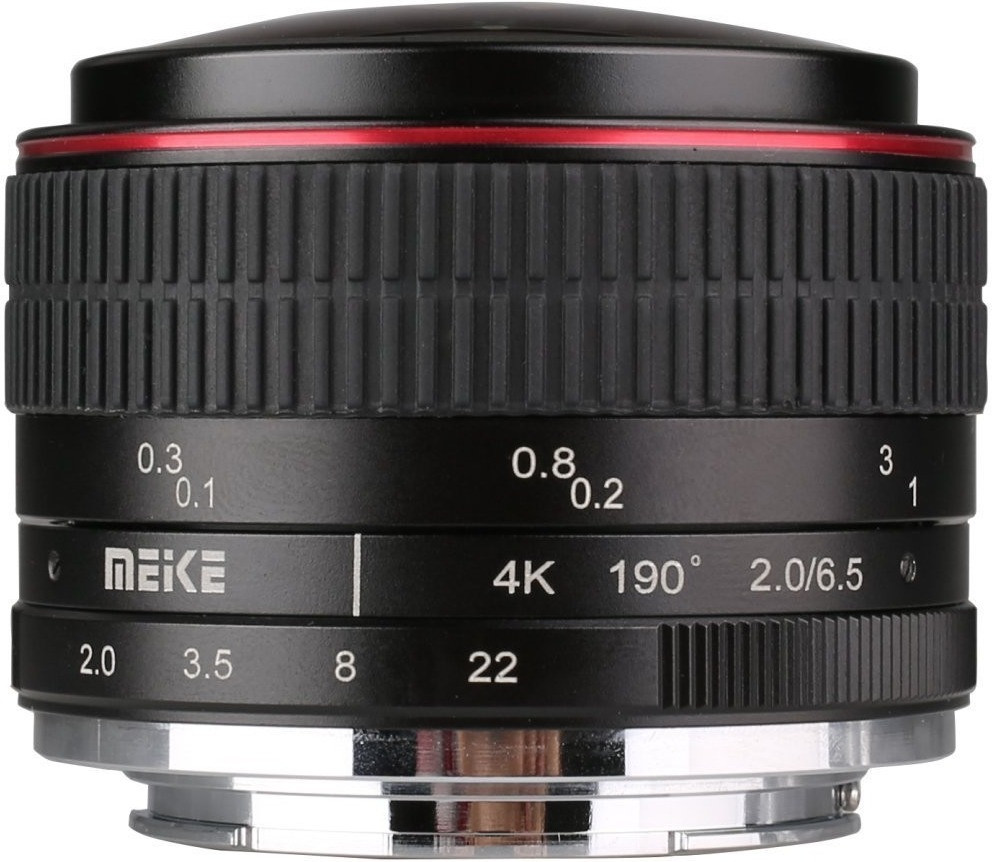 Meike 6.5mm f2 [Sony E]