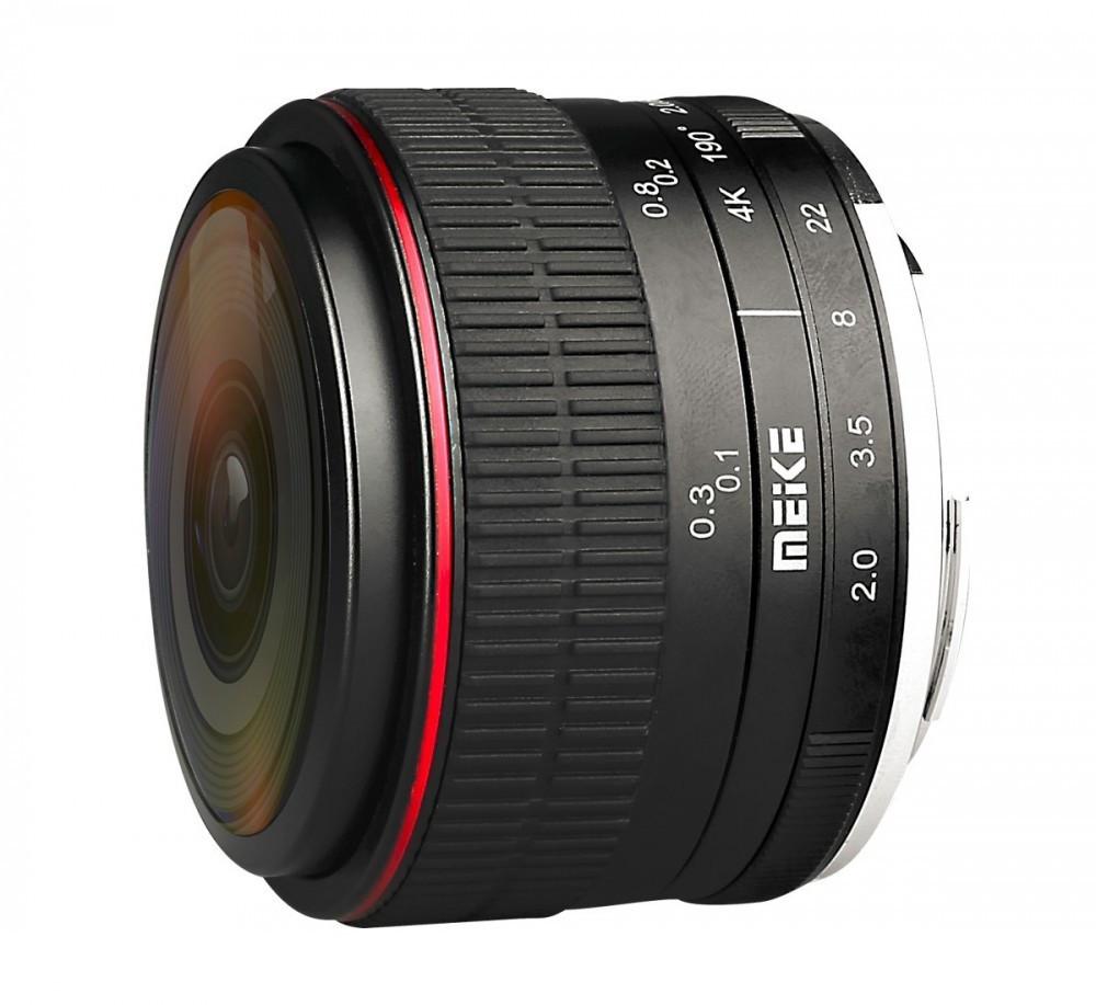 Image of Meike 6.5mm f2 [Fuji X]
