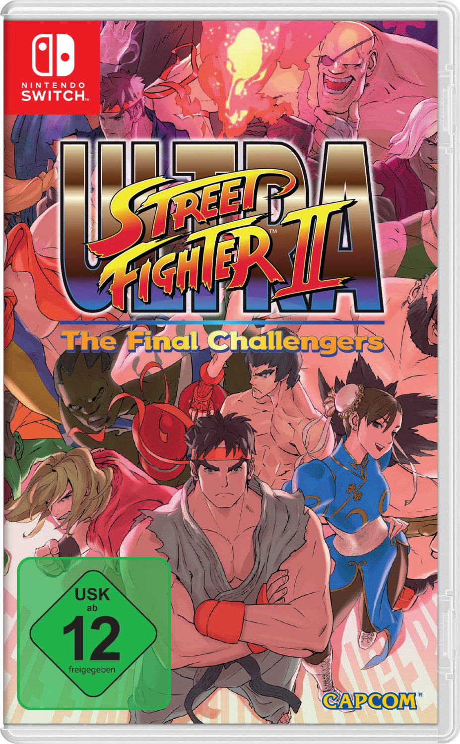 Ultra Street Fighter 2: The Final Challengers (...
